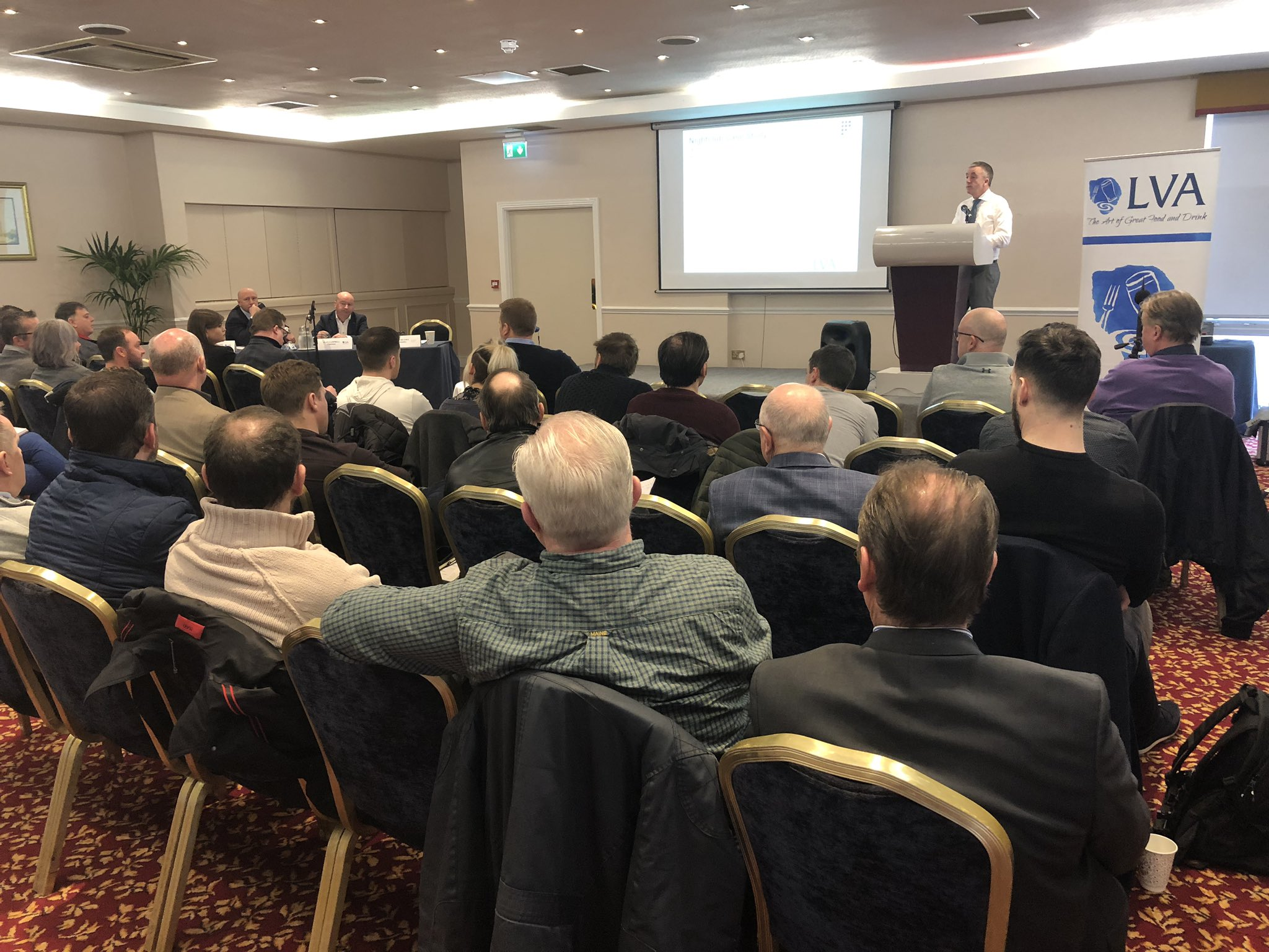 LVA - Pubs, Noise and Neighbours seminar