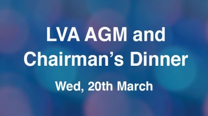 LVA AGM and Chairman's Dinner 2019 - featuring Ross O'Carroll Kelly