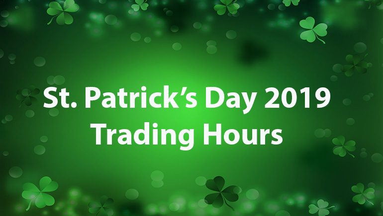 St. Patrick's Day Trading Hours 2019 - Dublin pubs