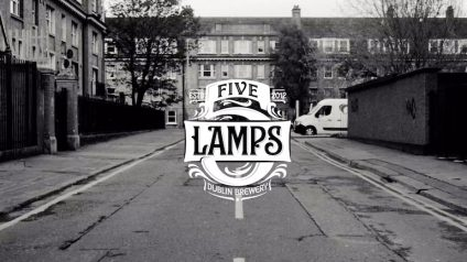 Video promoting Dublin pubs from 5 Lamps and the LVA