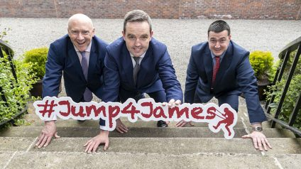 LVA leadership to participate in Jump 4 James'
