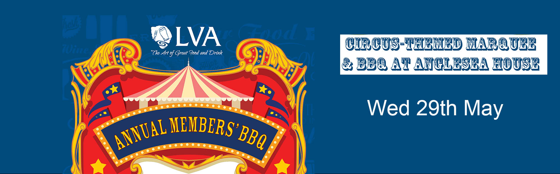 LVA Members BBQ 2019 with a special circus theme
