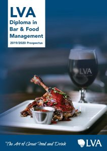 LVA Diploma in Bar & Food Management - 2019/2020 Prospectus