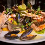 McAllister's Seafood Platter from Kenny's of Lucan - #DubPubDishes