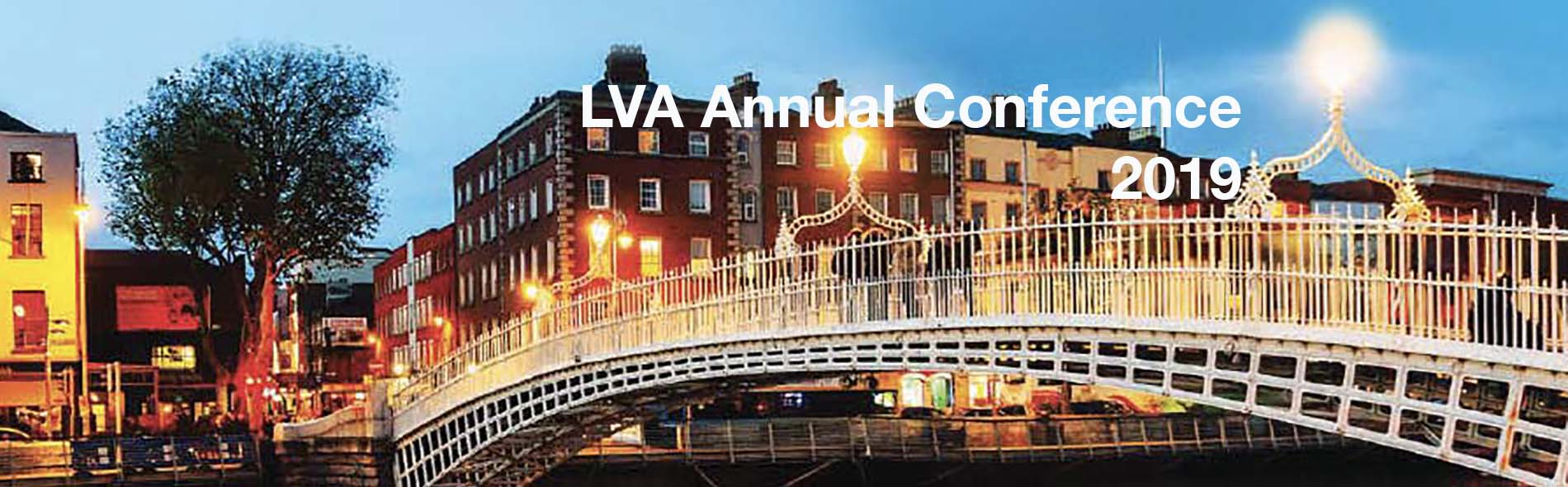 LVA Annual Conference 2019 - Banner image