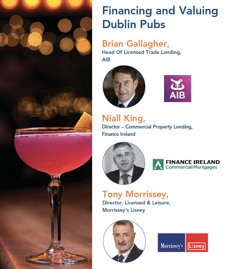 Financing and Valuing Irish Pubs - LVA Annual Conference 2019
