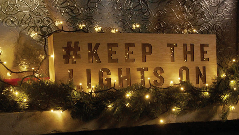 LVA, VFI and Diageo - #KEEPTHELIGHTSON campaign