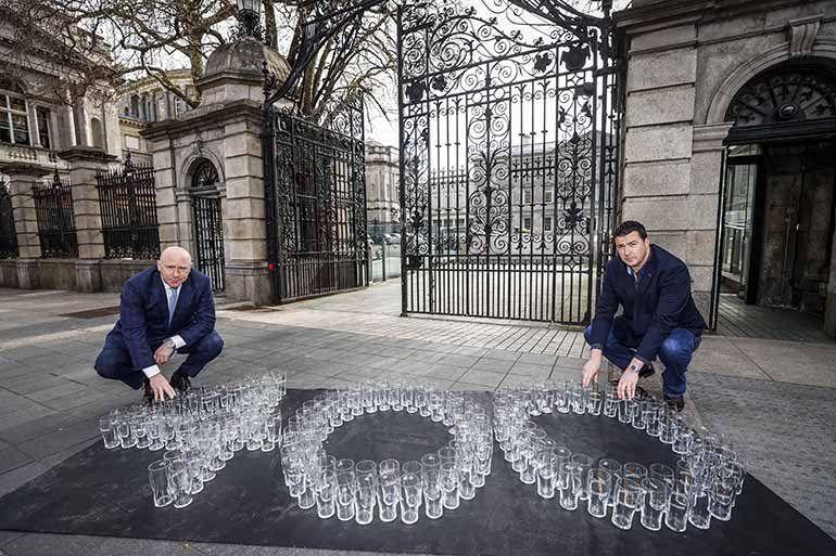 Traditional pubs in Dublin have not opened their doors for a single day since the 15th March last year, a forced closure which has reached 400 days and counting