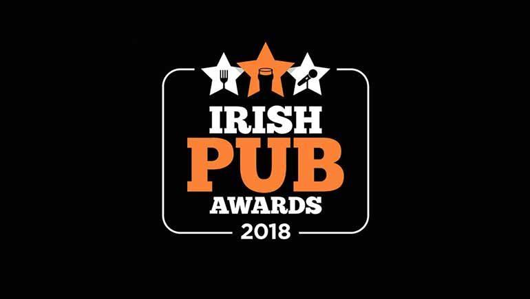 2018 Irish Pub Awards - Dublin pub wins