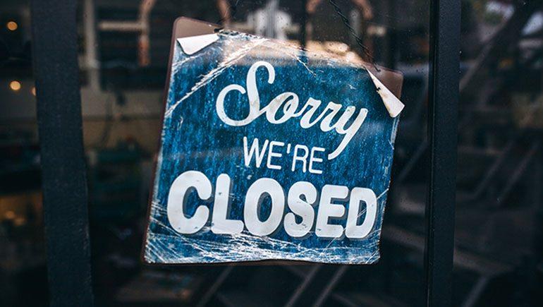 Dublin pubs closed for COVID19 crisis